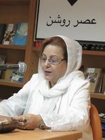 بنفشه حجازی؛ نخستین پژوهشگر زن پس از انقلاب