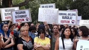 قتل 390 زن در ترکیه در طول یک سال گذشته