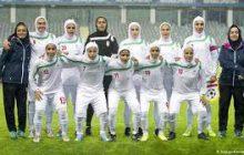 صعود یک پلهای زنان فوتبالیست ایران در رنکینگ جهانی