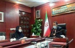 انتصاب یک مدیر زن بر مسند روابط عمومی بانک توسعه صادرات ایران